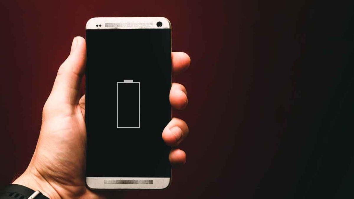 ¿Como alargar la vida útil de la batería de un celular?