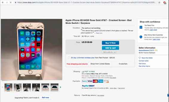 ¿Donde vender mi celular usado?