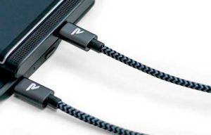 Mi celular no carga debido a una falla del cable